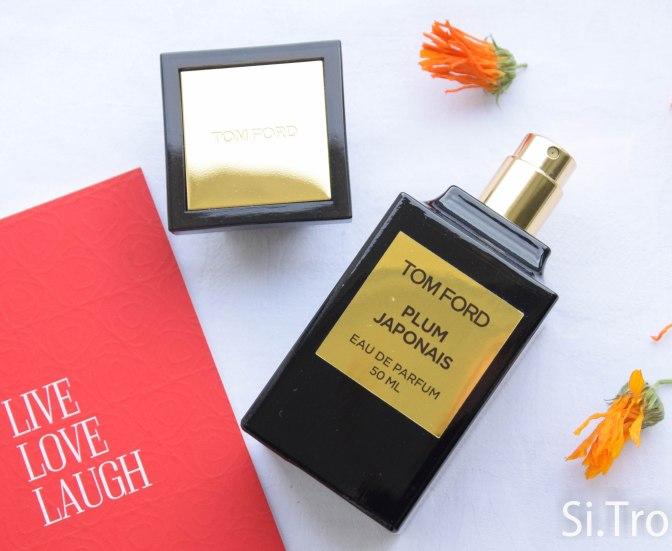 История одного парфюма Tom Ford Atelier d'Orient Plum Japonais