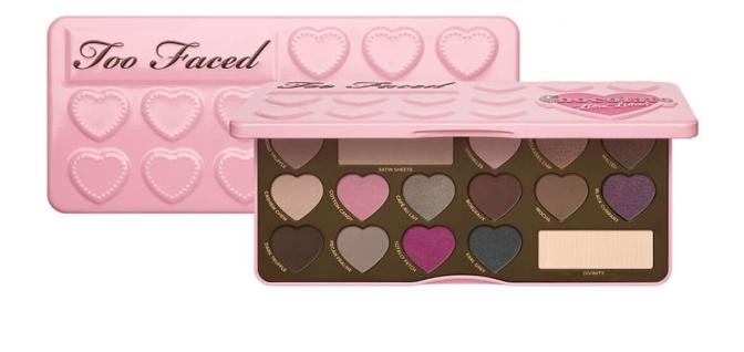Новая шоколадка от Too Faced