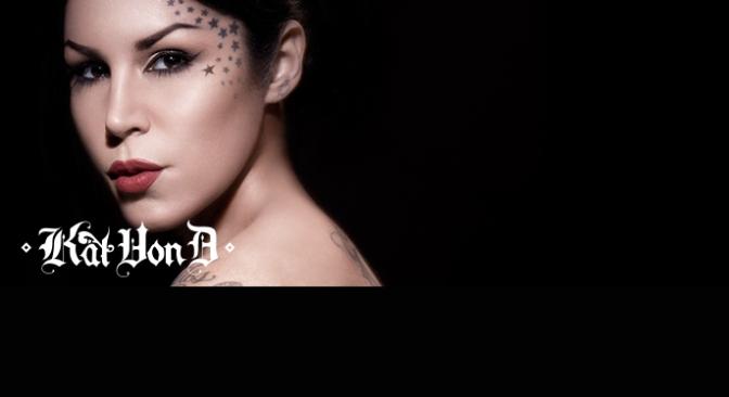 Все о косметике Kat Von D Beauty