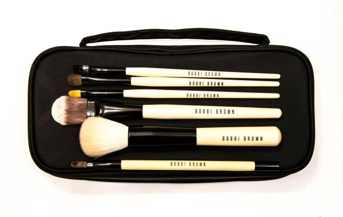 Культовые вещи вокруг нас: Basic brush collection from Bobbi Brown