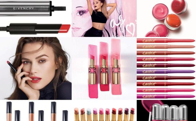 14 весенних новинок для макияжа губ