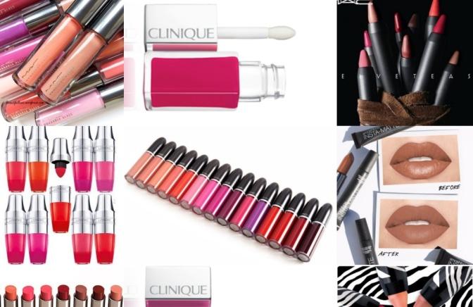 12 весенних новинок для макияжа губ. Часть 2